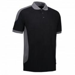 Теніска поло чоловіча, з контрастними вставками PRO Wear